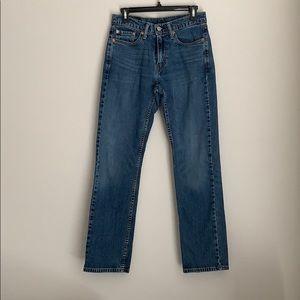 LEVIS 514 straight leg jeans